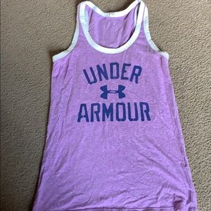 Womens Under Armour tank, small